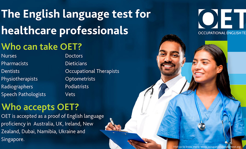 Occupational English Test (OET)